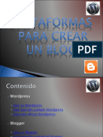 17540200-Wordpress-vs-Bloggerv.pptx