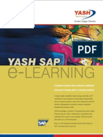 YASH Sap E-Learning