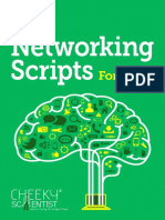 Networking Scripts eBook Cheeky Scientist