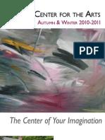 HCA Fall Winter 2010-11 Catalog