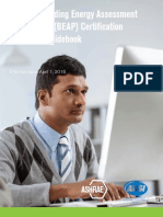 BEAP Candidate Guidebook