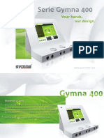 Gymna400series Spa