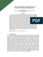 Naskah Snast 2010_analisa Kekuatan Bending Fsw
