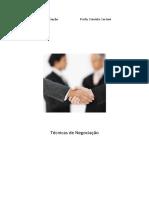 Apostila - Tecnicas de Negociacao_ (1)