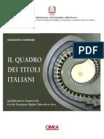 Quadro Italiano dei Titoli dic2010.pdf