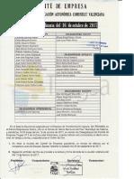 Acta Comité Autonómico Tragsa UT 2 CV 16/10/2017