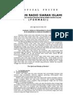 Proposal Radio Ma'Rifatussalam