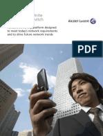 Alcatel Lucent1675LambdaUnitMultiService Switch