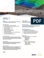 Course Overview XPAC