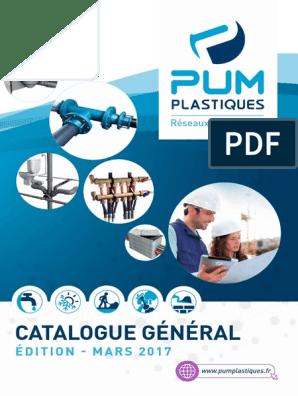 Pum Catalogue 2017 Génie Du Bâtiment Nature