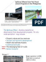 Economic Spillover Effects From Two Fecal Sludge Management Programs in the Philippines