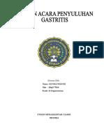 179832427-SAP-Gastritis-doc.doc