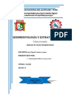 Sedimentologia y Estratigrafia