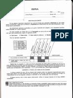 ISRA1 (Inventario de Situaciones y Respuestas de Ansiedad)