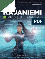 Hannu Rajaniemi - Prințul Fractal