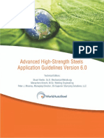 Advanced High-Strength steels Application Guidelines Version 6.0