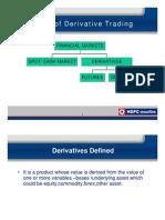 Derivative Handouts
