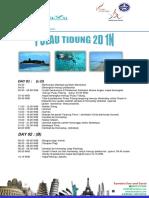 Pulau Tidung 2d1n