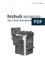 Bizhub 362 282 222 Ug Print Operations en 1 1 0 FE1