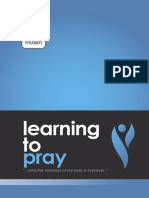 Learning to Pray Guide