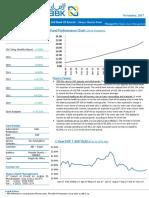 Al Ahli Bank of Kuwait - Egypt - MMF- November 2017 - English - Monthly Report