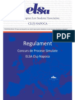 Regulament MCC