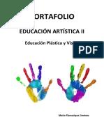 Portafolio Educacion Artistica II Educac
