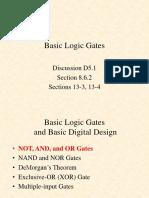 2-BasicLogicGates