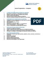 07 Report Conteudo Programatico Completo