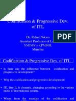 Codification of Itl 3