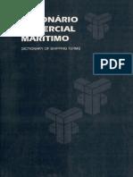 livro Diccionario maritimo