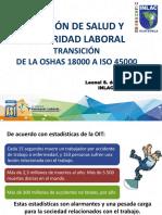 Exposición Final - ISO 45001 GESTION DE SALUD Y SEGURIDAD LABORAL.pdf