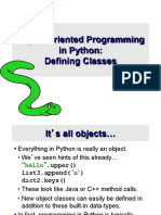 07python Classes