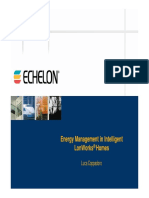 New Approaches to Energy Management Systems