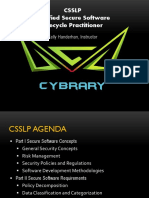 Cybrary CSSLP Slides