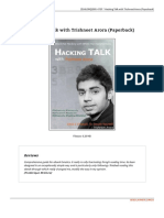 Hacking Talk With Trishneet Arora Paperback