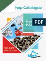 Klinkshop Katalog - İngilizce