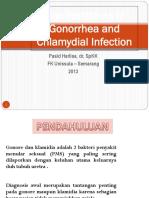3. IMS - Manifestasi GO dan Klamidia (dr. Pasid).ppt