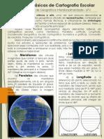 Noções Básicas de Cartografia Escolar - Teste