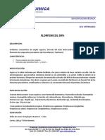 Especificacion Técnica Florfenicol (2)