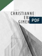 Ar Christianne Gimenez Portfolio 2017