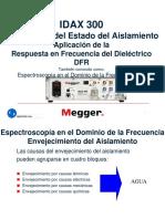 DFR IDAX Presentación Español