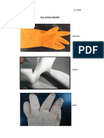 Glove Defect