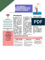 abordaje fisioterapeutico en las manifestaciones motoras del parkinson