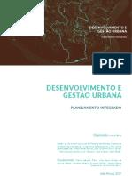 Desenvolvimento e Gestão Urbana Planejamento Integrado