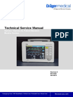 Dräger Gamma - Service Manual