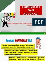 KOMUNIKASI & ADVOKASI.ppt