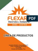 Catálogo Flex Arc