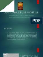 Didascalia de Los Apóstoles