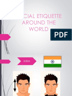 Social Etiquette Around the World